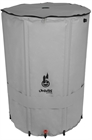 Urban Oasis Collapsible Water Storage Barrel 206gal