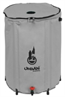 Urban Oasis Collapsible Water Storage Barrel 59gal