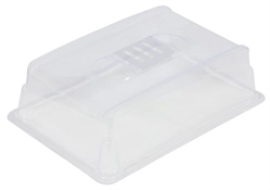 "Humidity Dome 4"" for 8""x12"" Tray"