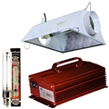 600W Digital Ballast Light Kit Deluxe with Sunlight Supply Yield Master Supreme AC Reflector