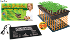 "Super Sprouter Seedling Heat Mat 10""x20"""