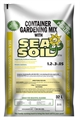 Sea Soil Container Gardening Mix 32L