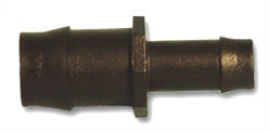 "Barbed Reducer - 3/4"" to 1/2"""