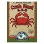 Down To Earth Crab Meal 4-3-0 5lbs