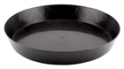 Heavy Duty Black Saucer 10""
