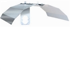 White Horizontal Reflector 18""