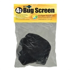 Bug Screen with Active Carbon Insert 4in