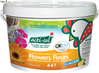 Acti-Sol Perrenial and Annual Flowers Organic Fertilizer (4-4-7) 2.5kg
