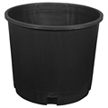 Listo Heavy Duty Black Pots 3gal (tub)
