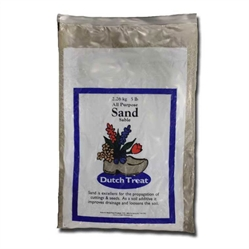 Washed Horticultural Sand 5lbs