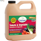 Orgunique Tomato & Vegetables Liquid Organic Fertilizer 3-1-4 500ml