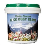 Gaia Green Rock Dust Blend (Blend of Glacial, Basalt, Rock Phosphate, and Humates) 2kg