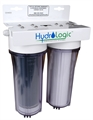 HydroLogic 2-Stage Water Filtration System with KDF85 Catalytic Carbon Filter