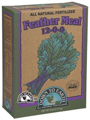 Down To Earth Feather Meal 12-0-0 5lbs