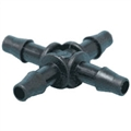 "Barbed Cross 1/4"" (pack of 10)"