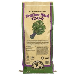 Down To Earth Feather Meal 12-0-0 20lbs