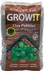 Grow!T Expanded Clay Pebbles 4mm-16mm 25L