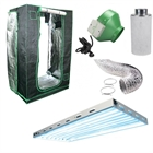 All-In-One Indoor Garden Package 2x4 SunHut Grow Tent w/ LED Light