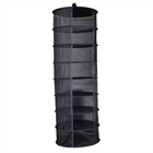 Dry Rack Partially Enclosed 8 Tiers 2FT