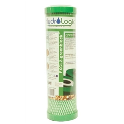 HydroLogic Replacement Coconut Carbon Filter for Stealth-RO or Small Boy 2-Stage Water Filters
