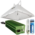 Galaxy LEC 315 Remote Ballast Kit with Remote 315 Reflector and Philips 315 Watt Elite Agro Lamp 3100K (Full Spectrum)
