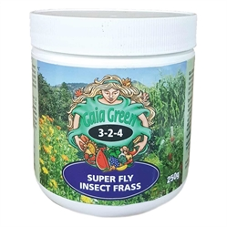 Super Fly Insect Frass (3-2-4) 250gr