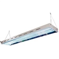 Sun Blaze T5 High Output Fluorescent Grow Light 4ft 4 Lamp