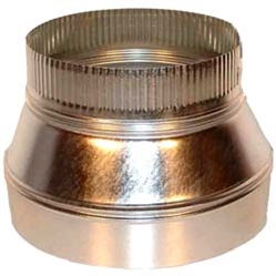 "Duct Reducer 6""x4"""