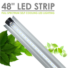 SunBlaster LED Strip Light 6400W 48W 4ft