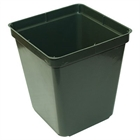 "Square Plastic Pots 3.5"" (pack of 10)"