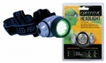 Green Light LED Headlight
