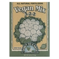 Down To Earth Organic Vegan Mix 3-2-2 6lbs